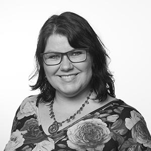 Grafisk designer Karina Rydendahl