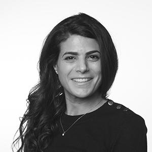 Workshopleder Laila Muhareb Udby